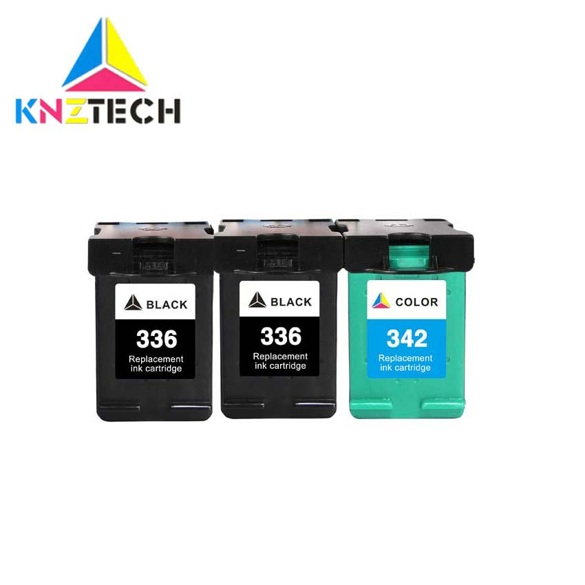 Ink Cartridge COMPATIBLE Compatible For 336 342 C9362EE Hp336 C9361EE Hp342 Deskjet 5440 PSC 1510 Photosmart 1500 C3100 C3180