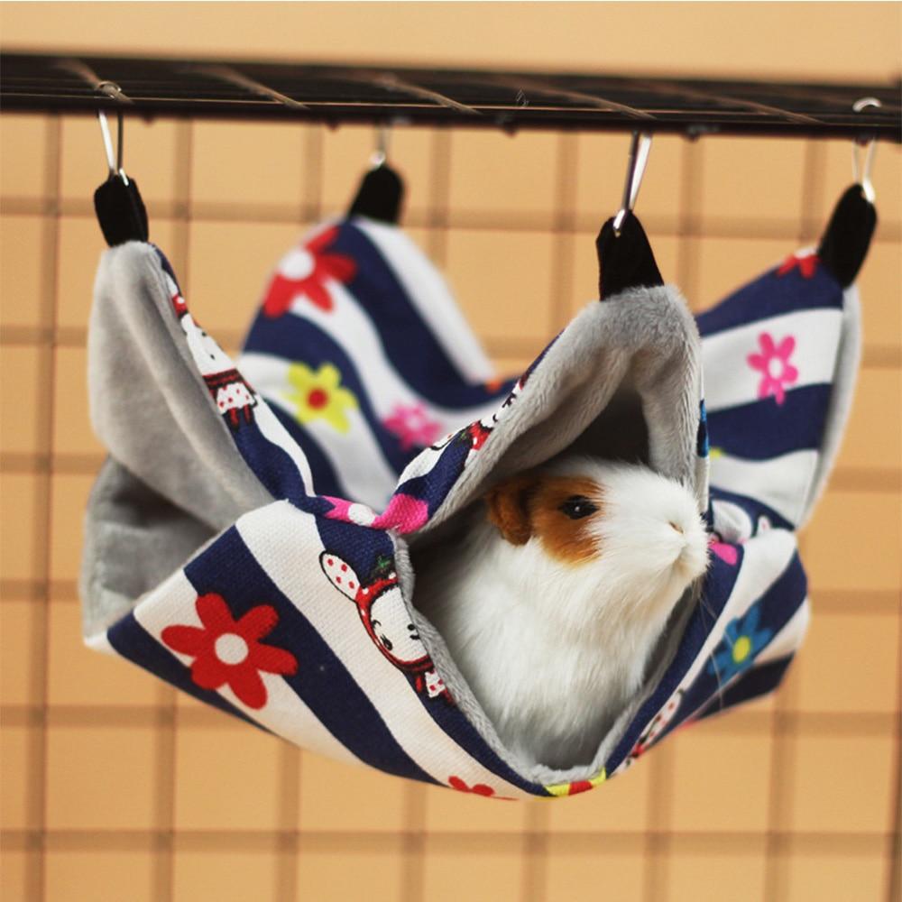 Banana Hamster Bed House Hammock Warm Squirrel Hedgehog Guinea Pig ...