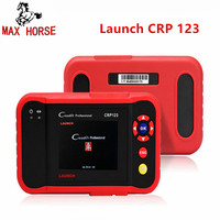 Professional Scanner Tool Launch X431 Creader CRP123 Launch CRP 123 ABS SRS Transmission And Engine Update Via Internet