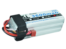 XXL RC Lipo battery 3600mAh 22.2V 6S 35C-70C AKKU for RC Helicopter Boat Car Bateria Quadcopter Drone