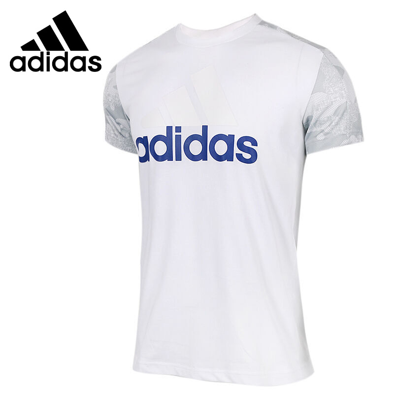 Original New Arrival 2017 Adidas TP 3S CB MSH Men's T-shirts short sleeve Sportswear