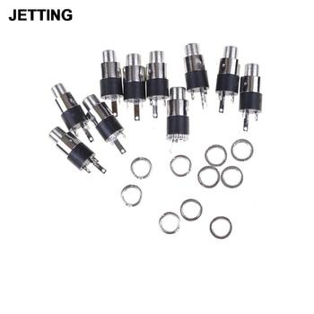 10PCS/LOT PJ392 3.5mm Stereo Female Sockect Jack with Screw 3.5mm Audio Headphone Connector PJ-392