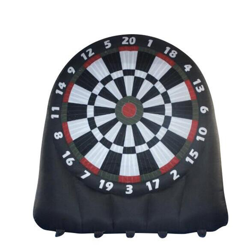 Outdoor Inflatable Throwing Game, Inflatable Dart Board