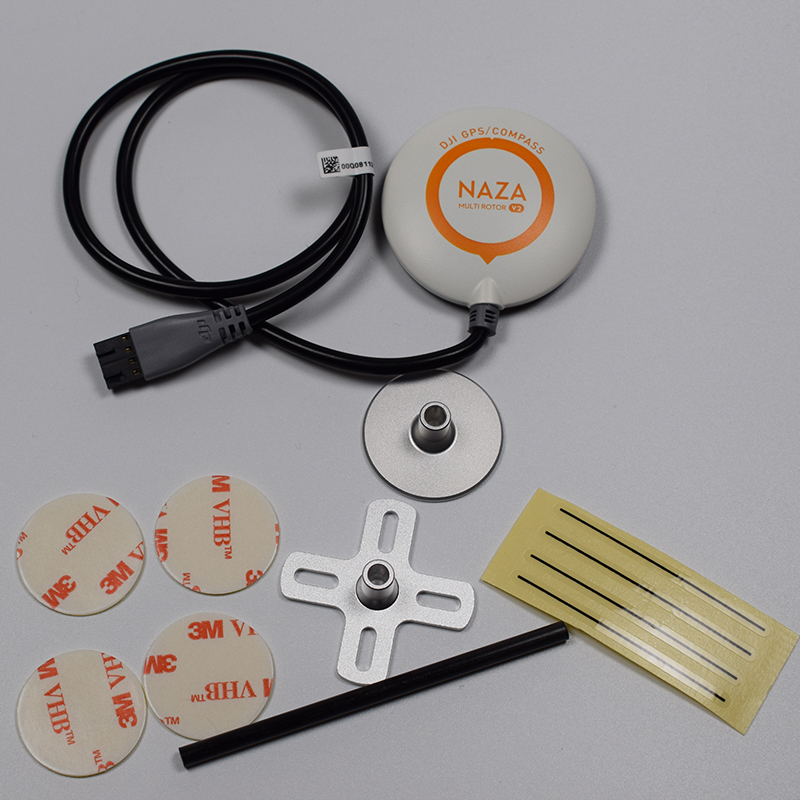 Original Naza GPS for Naza M V2 Flight Controller with Antenna Stand holder Free Shipping