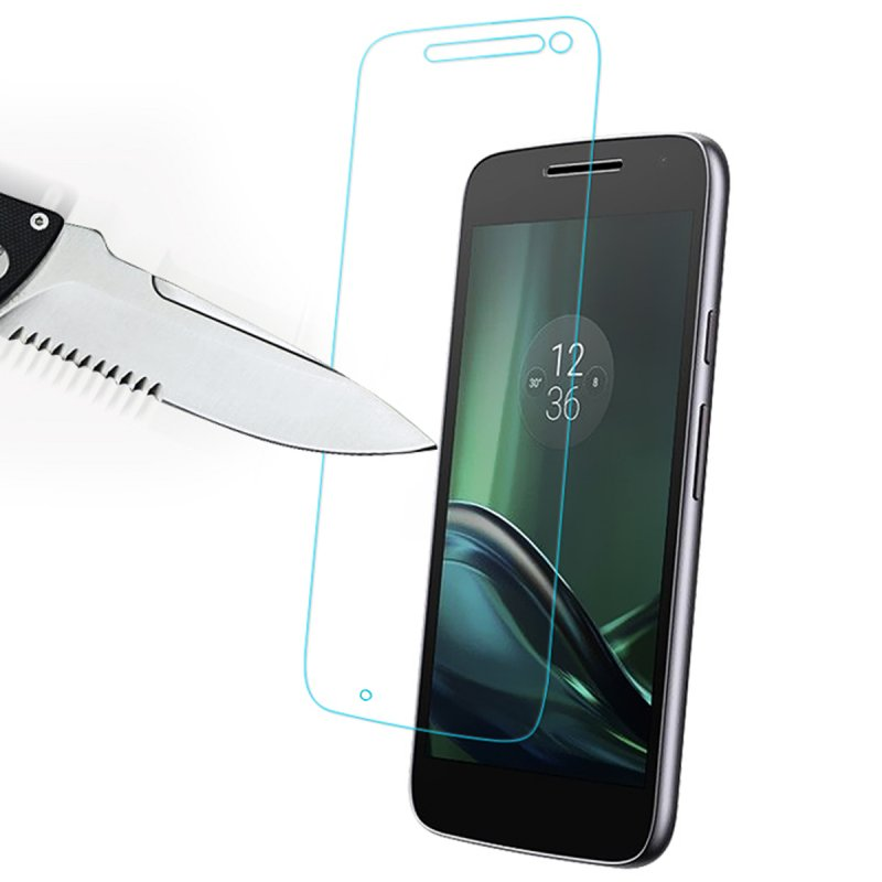 US $2 09 30% OFF|Tempered Glass For Motorola Moto G4 Screen Protector Front  Clear Cover Mobile Phone Accessories For Moto G4 Plus Tempered Glass-in