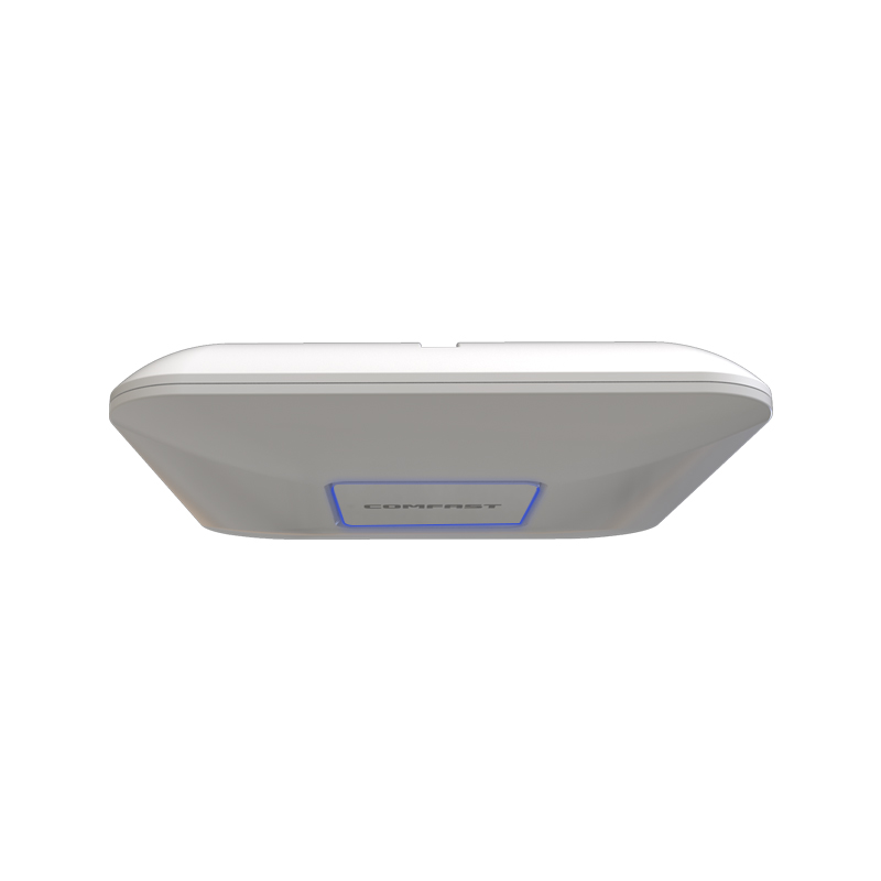 COMFAST wireless WIFI router 1200Mbps gigabit wireless Ceiling AP 802.11AC 5.8Ghz 48V POE high power WiFi Access Point indoor AP comfast full gigabit core gateway ac gateway controller mt7621 wifi project manager with 4 1000mbps wan lan port 880mhz cf ac200