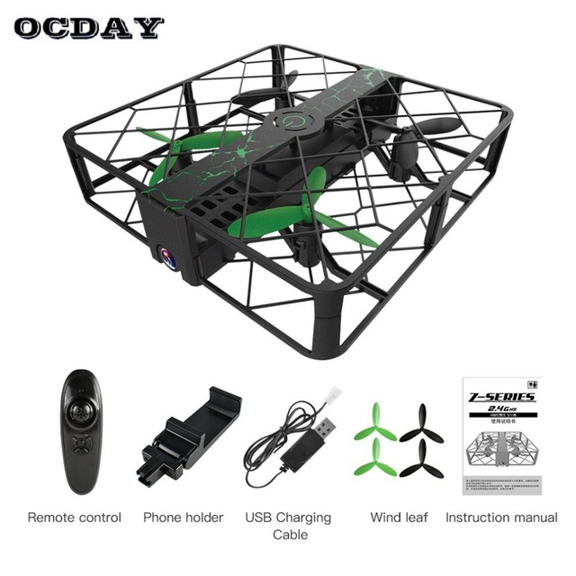 SG500 Mini RC Drone Wifi Remote Quadcopter 720P HD 2MP Camera Wide Angle Lens 4CH Altitude Hold Headless Mode Helicopter