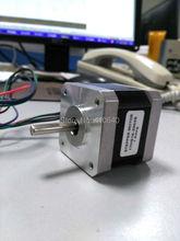 5 pcs Per Lot Nema17 Stepper Motor 17HS440117HS16-2004S L40 mm 1.8deg 1.7A 40 N.cm 4 Wires Used for 3D Printer FREE SHIPPING
