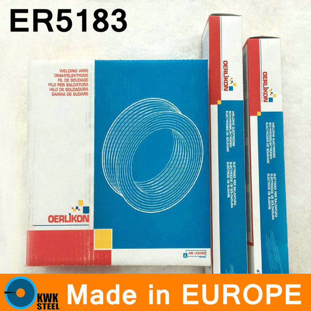 ER5183 OERLIKON Made in Switzerland Aluminum Welding Wire Premium ...