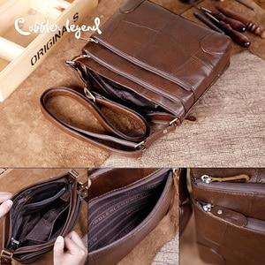 Image 5 - Cobbler Legend sacs en cuir véritable pour femmes grande capacité marque sac à bandoulière dames sacs à bandoulière 2019 nouveau sac à main femme