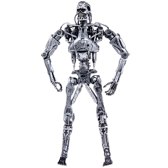 The Terminator Endoskeleton Action Figure 1  8 Scale