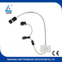 12W Clip On Type LED Veterinary Examination Lamp free shipping