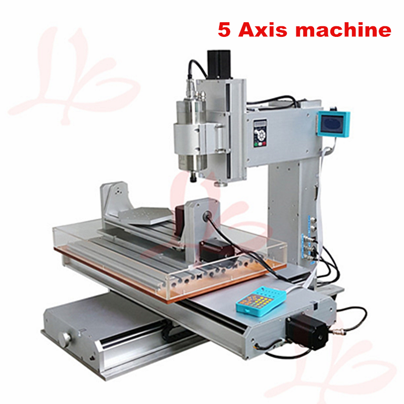 Best price! 5 axis CNC Router 3040 2.2KW Engraver / milling machine, high precision woodworking carving machineBest price! 5 axis CNC Router 3040 2.2KW Engraver / milling machine, high precision woodworking carving machine