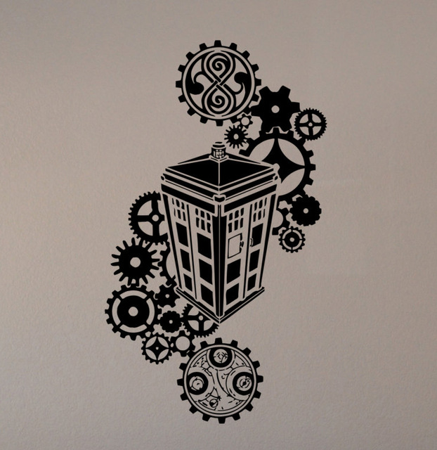 Doctor Who Wall Art Elitflat