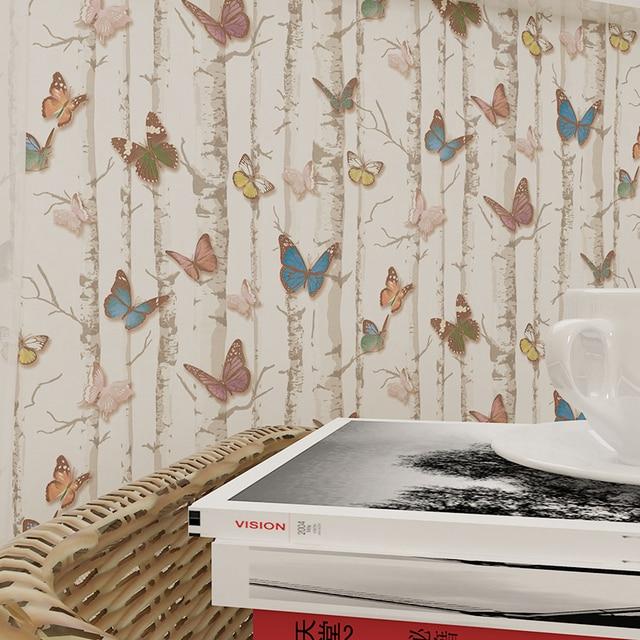 Papel para decorar paredes de dormitorios gallery of - Papel para dormitorio ...