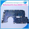 Laptop motherboard para asus ux32vd rev 2.4 pm 60-npomb1e00-c11 69n0mym1ec11 onboard cpu i7 mainboard 100% testado