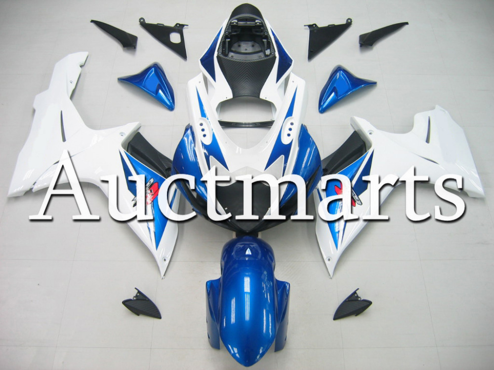 Для Suzuki системы GSX-Р 600 2011 2012 2013 2014 впрыска ABS пластик мотоцикл обтекатель комплект GSXR600 GSXR 600 GSX в r600 о 11-14 CB10