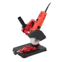 Angle Grinder Accessories Angle Grinder Holder Woodworking Tool DIY Cutting Stand Grinder Support Dremel for 100 125