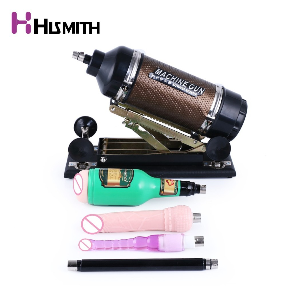 Hismith Upgrade Multi-Angle Sex machine gun for women dildo machine masturbation love machine sex products for adults hismith powerful thrusting sex machine for women and men multi speed adjustable masturbation love machine sex products