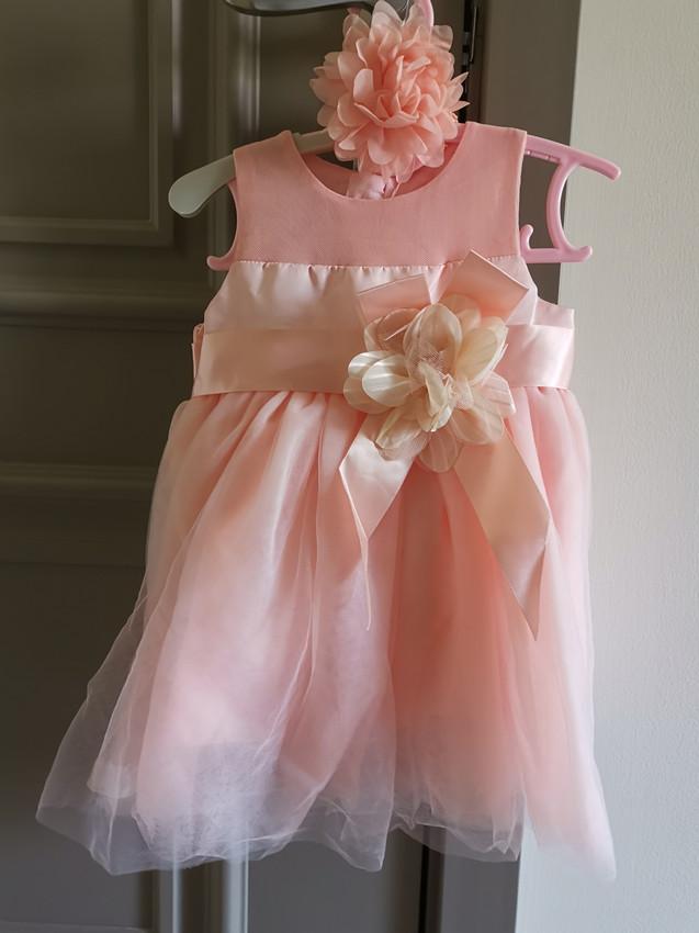 Free shipping to US and PR,Birthday half year Dress birthday dress,6 months Birthday Dress,six months Princess half year