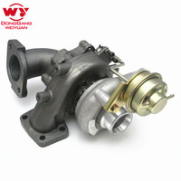 Balanced full turbo turbine turbolader 49135 02652 MR968081 For Mitsubishi L 200 / Pajero III 2.5 TDI 4D56 85KW / 115HP 2001