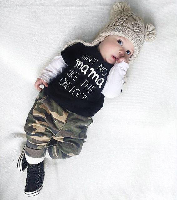 Newborn Baby Boy Top