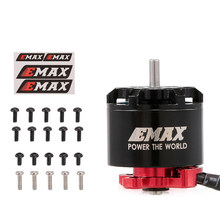 Original EMAX RC Drone RS1106 7500KV sin escobillas Motor de enfriamiento para 85-120mm FPV Racing RC Quadcopter(China)