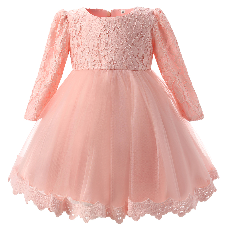 High Quality Lace Flower Girl Infant Dresses for Princess Children's Clothing Formal Costume Kids Party Dress Baby Girls Clothes flower baby dresses girls kids evening party dresses for girl clothes infant princess prom dress teenager children girl clothing