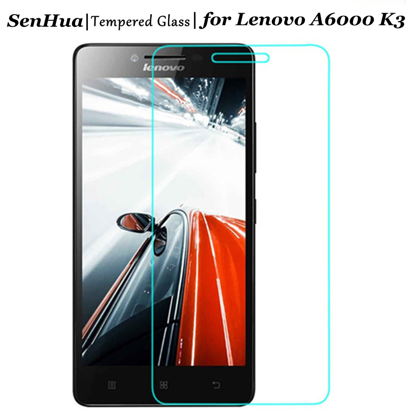 For Lenovo A6000 6010 Tempered Glass Scrs