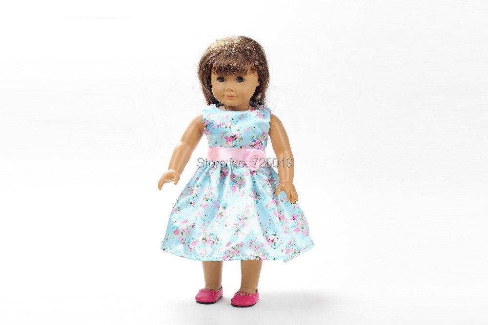 ⃝Envío libre! Caliente 2014 nuevo estilo 18 muñeca chica americana ...