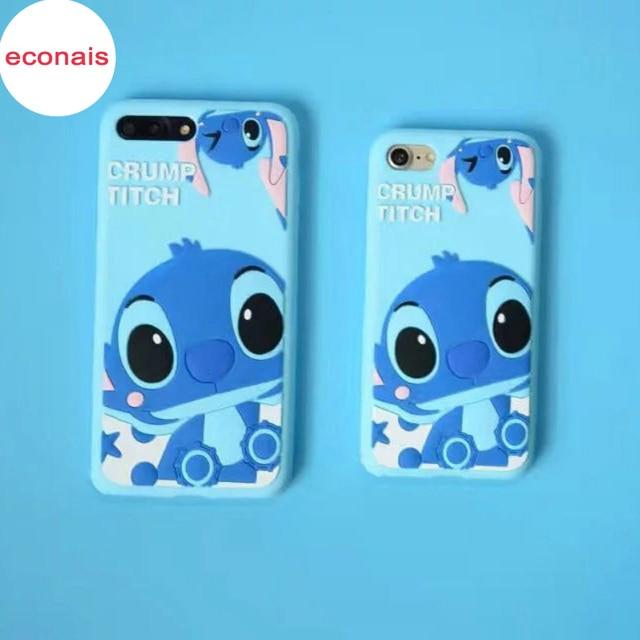 iphone 8 plus stitch case