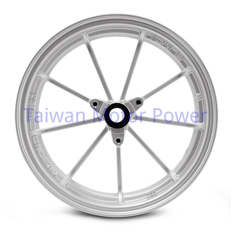 Taiwan Rpm 12 Inches Rim Wheel Fit Honda Ruckus Zoomer Dio Elite S