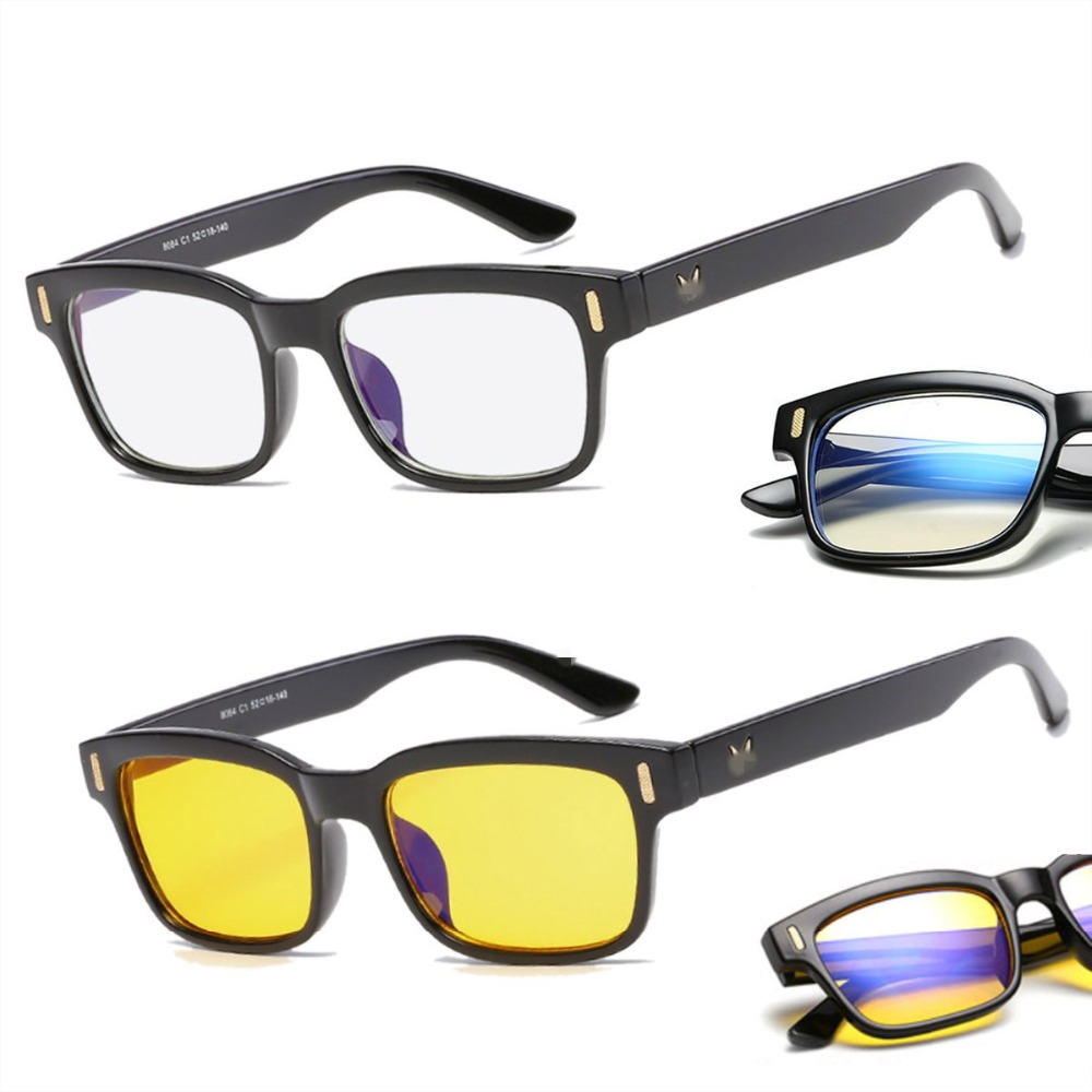 Anti Blue Rays Computer Glasses Men Light Gaming Protection Spectacles Blocking