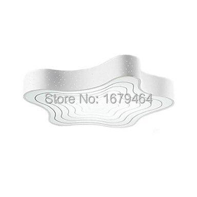 LED Flush Mount Lights Growth Ring 18W LED Metal Pinhole Modern Fashion Simple Free shipping