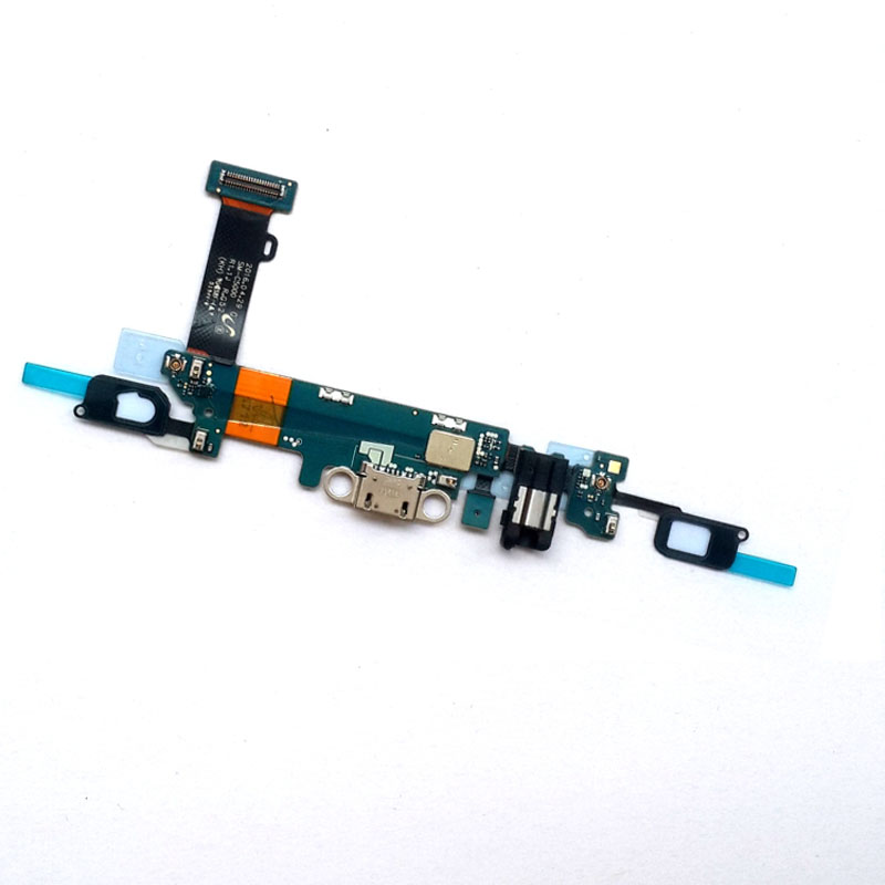 For Samsung Galaxy C5 C5000 Charger Charging Flex Cable Headphone Audio Jack USB Port Dock Connector Flex Cable