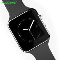 FLOVEME Fashion Smart Watch For Android Phones Support Sim Bluetooth 1 54 Inch HD Answer Sports
