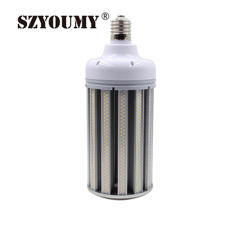 цена на SZYOUMY E40 LED High Bay Lamp 120W 150W 13000Lm E39 E26 E27 Industrial Highbay Lighting 100-277V 100W LED High Bay Corn Light
