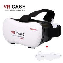 MagicalจริงเสมือนVRกรณี5th 3Dแว่นตาชุดหูฟังกับเกมการควบคุมระยะไกล