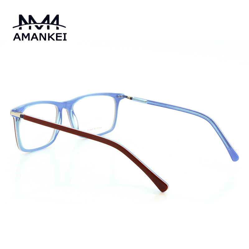 Trendy Red Rim Glasses Clear Lente Marco Mujeres Cara Ovalada Marco ...