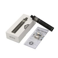 Justfog-Kit de iniciación FOG1 Original, batería de bolígrafo de vapeo, 1500mah y tanque de 2ml, compatible con ocho núcleos, bobina inferior, vaporizador de cigarrillo electrónico