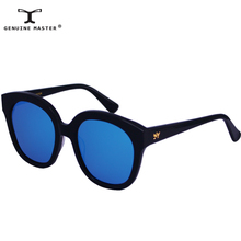 2017 New Brand Summer Sunglasses Ladies Summer Sunglasses Men Sunglasses Mirror Lens Reflective with Original Box