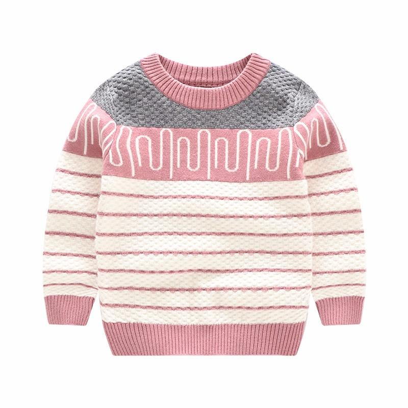 Spring Autumn Winter Comfortable Boy&Girl Sweater Angora Pullover Sweater O-Neck Collar Clothes Children Clothing Free Shipping (5)