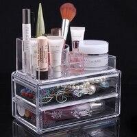 Cosmetic Drawer storage box storage box jewelry gift packaging box lipstick holder lip gloss rack eyebrow pencil holder