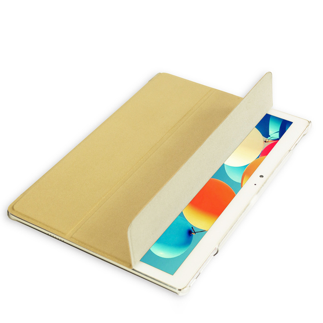 Ultra thin fashion pu leather case For Teclast T10 T20 10.1″ Tablet PC Protective Cover + protector + stylus gifts
