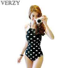 New Black And White Sweet Heart One Piece Swimwear High Neck Sleeveless Backless Solid With Print Lace Up Lady Monokini