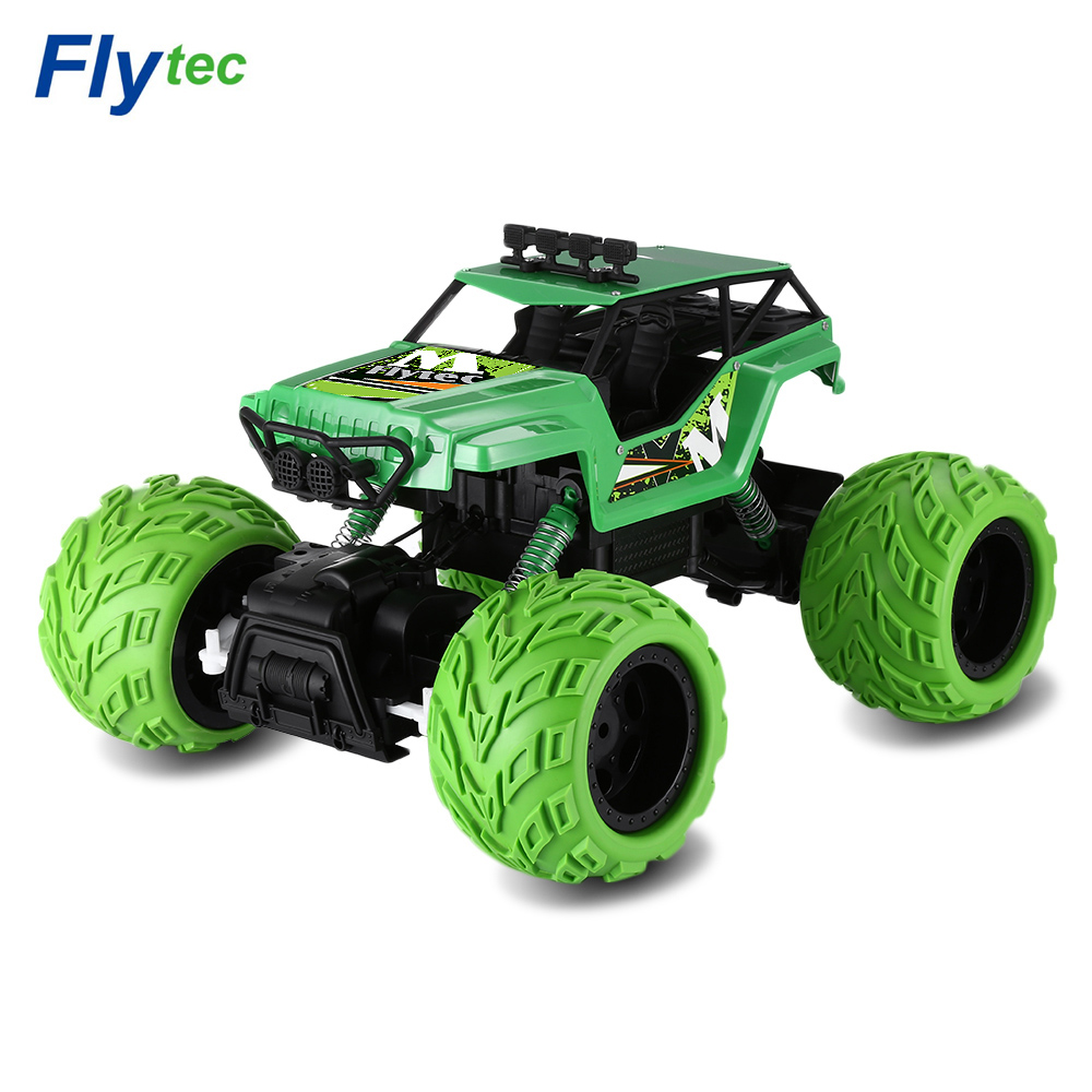Flytec 005 1/12 2.4G 4WD Truck Brushed High Speed Climbing RC Car new 7 2v 16v 320a high voltage esc brushed speed controller rc car truck buggy boat hot selling