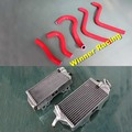 ALUMINUM ALLOY RADIATOR For HONDA MOTORCROSS CR125R CR 125 R 2004 water box motorcycle replacement parts engine cooling parts