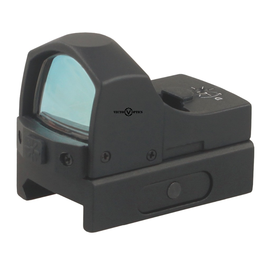 Vector Optics Sphinx 1x22 Mini Reflex Compact Green Dot Sight Scope / Very Light with 20mm Weaver Mount Base винтажная брошь сердце от sphinx бижутерный сплав эмаль sphinx великобритания середина хх века