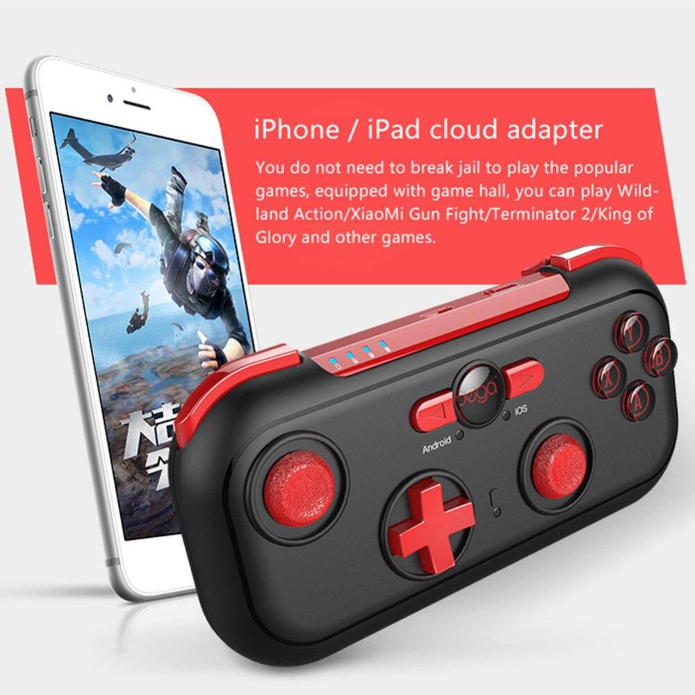 где купить IPEGA PG 9085 Bluetooth Gamepad Wireless Game Controller for Android / iOS / Nintendo / Switch / Win Joystick Handles по лучшей цене