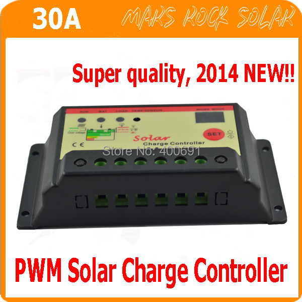 30A 12V/24V Intelligent Identification PWM Solar System Charger and Discharge Controller, Overcharge protection--under promotion  ashish patel jyotsna choubey and m k verma identification